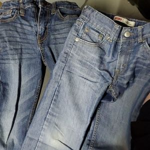 Boys size 6 jeans